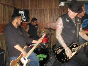 Dirk Vermin and the hostile talent 300x225 - Crazy Mary March Residency: Every Sunday in March at Otto's Shrunken Head