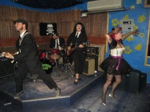 thee swank bastards 300x225 - Crazy Mary March Residency: Every Sunday in March at Otto's Shrunken Head