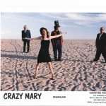 Crazy Mary 2002 Press photo beach