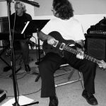 Rehearsal before recording Water On The Moon 2009