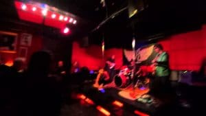 Live at The R Bar 2014