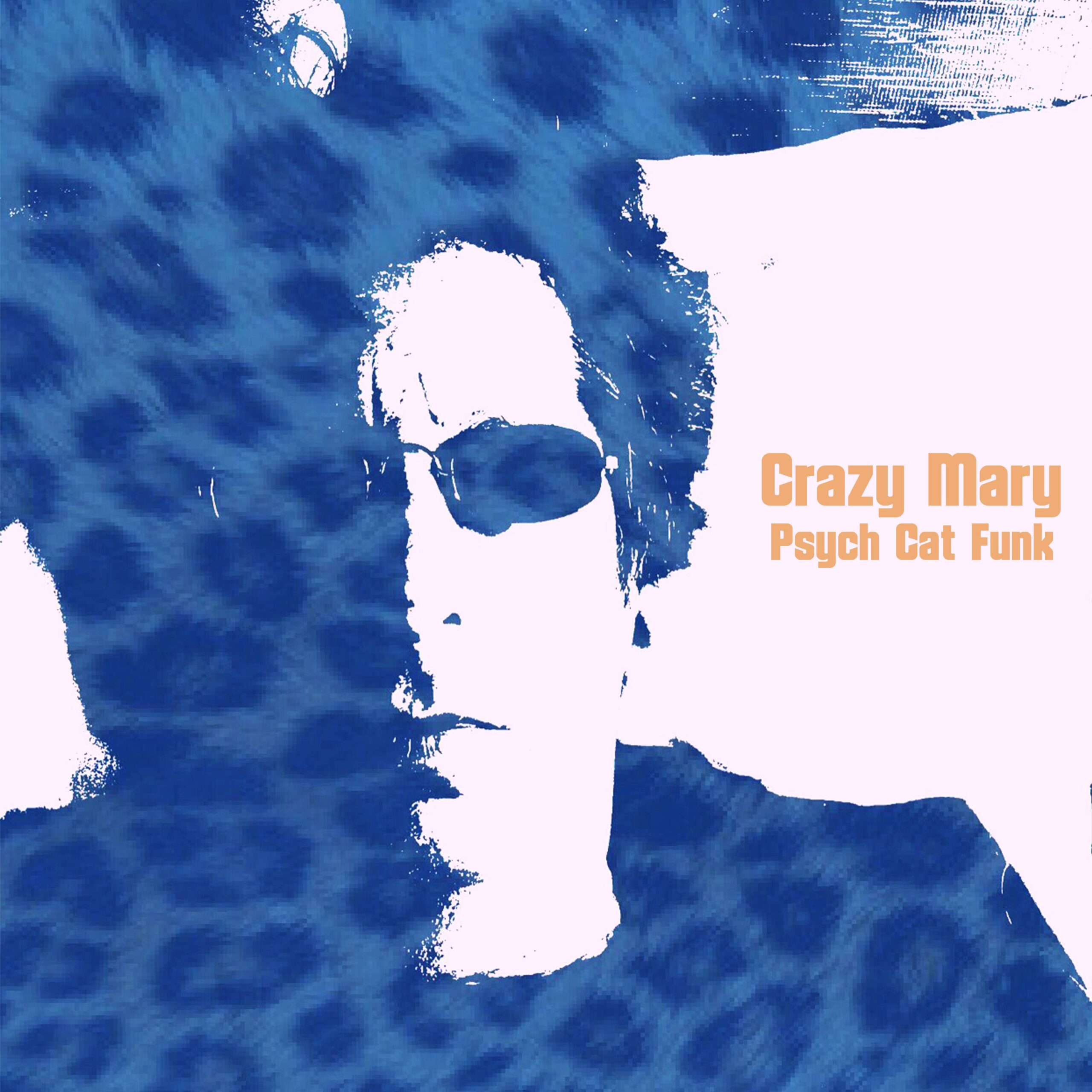 Crazy Mary New Single Psych Cat Funk